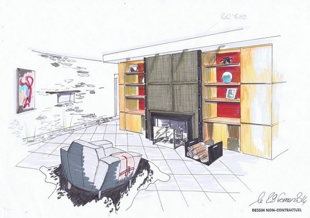 Dessiner en perspective une cuisine full size of fr for Ikea dessin cuisine