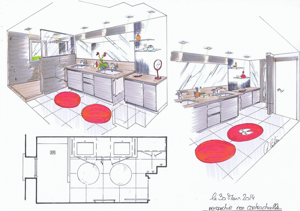 Dessin de cuisine aurillac cantal with dessin de cuisine for Ikea dessin cuisine
